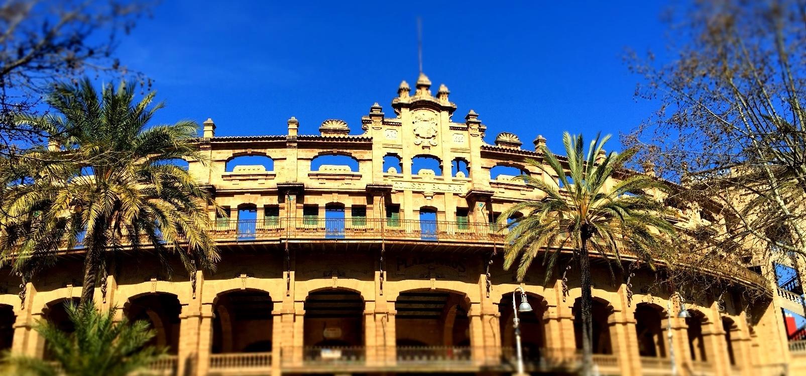 Die Bauwerke der Stadt Palma