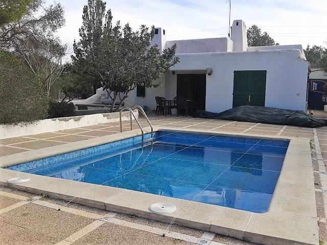 Wohlfühlhaus in ruhiger Villenlage in Cala Blava, Mallorca