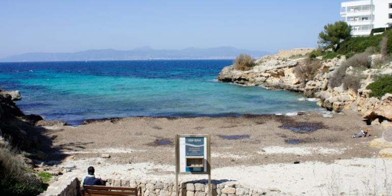 Cala Blava - Bucht 2