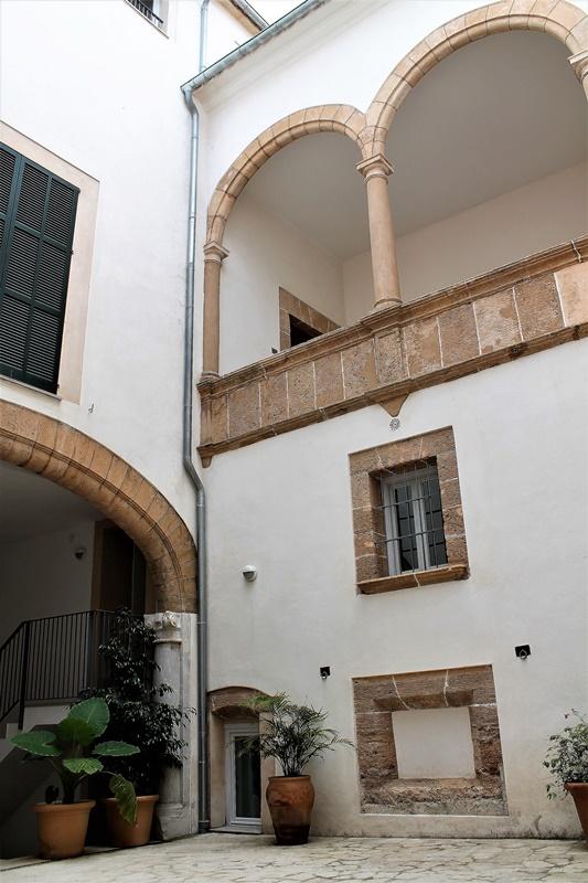 Ruhiges Wohnen in einer exklusiven urbanen Oase – Altstadt Palma